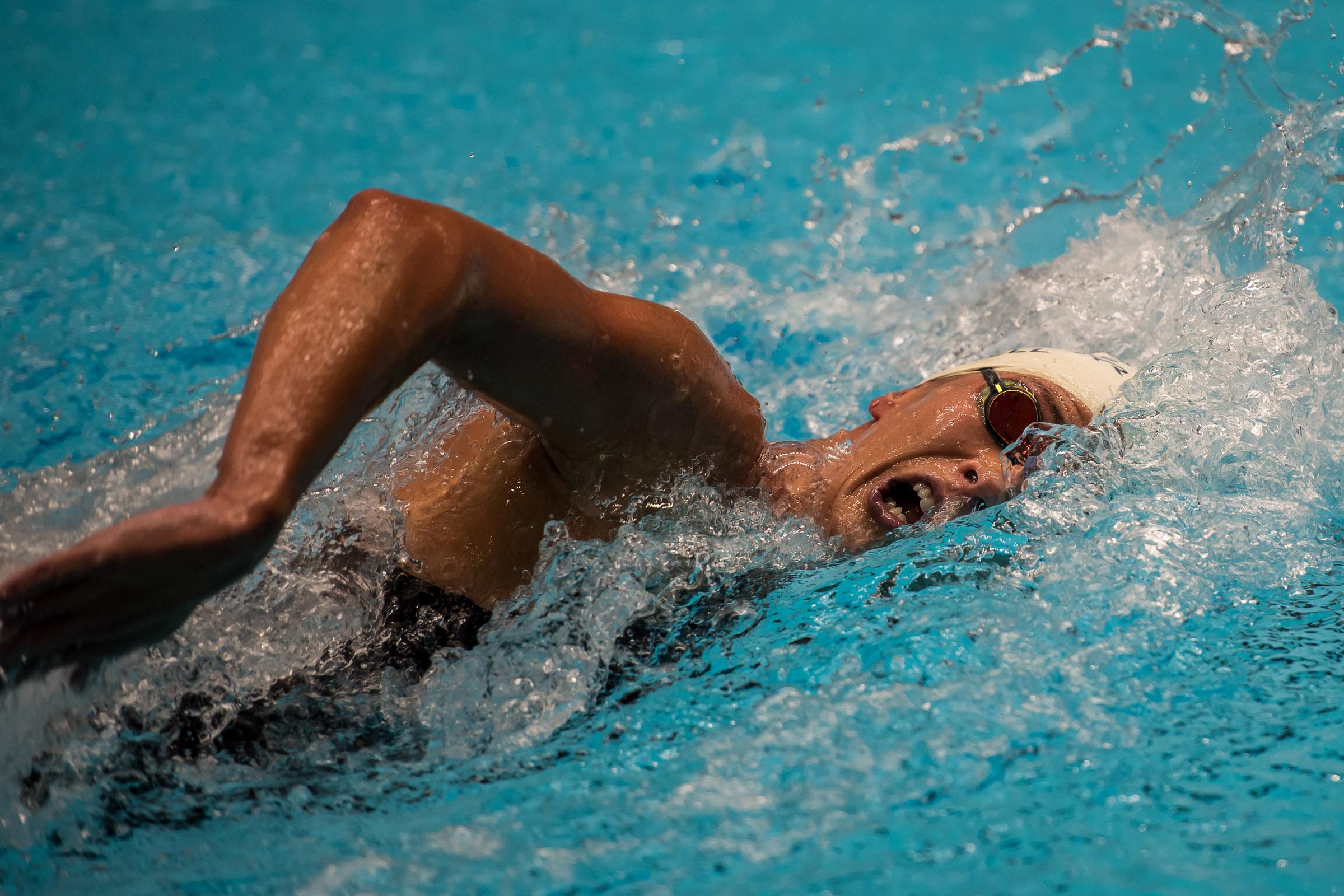 Ashley Twichell, David Heron Take 5K at US Open Water Nationals - Swimming World News