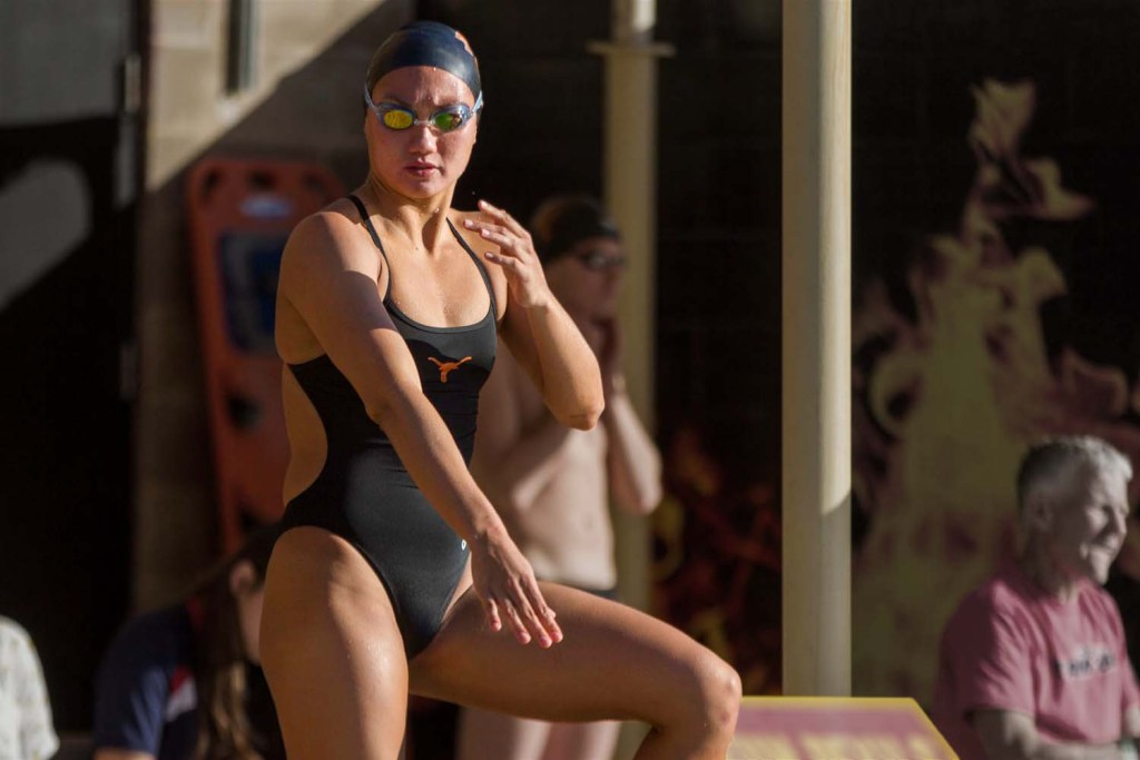 remedy rule, university of texas, big-12, ncaa swimming