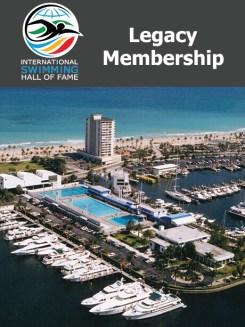 ISHOF Legacy membership