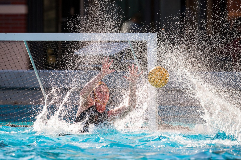 USC Women's Water Polo defeats Princeton at home.