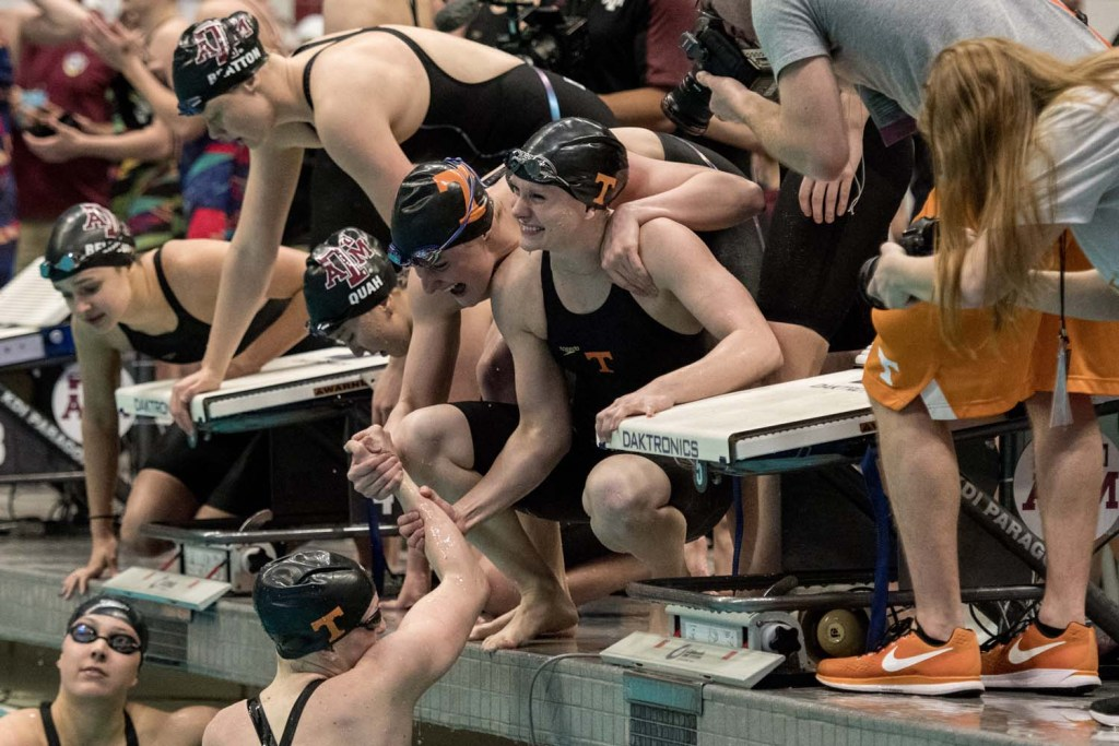 university of tennessee, 2018 sec championships, women's ncaa championships