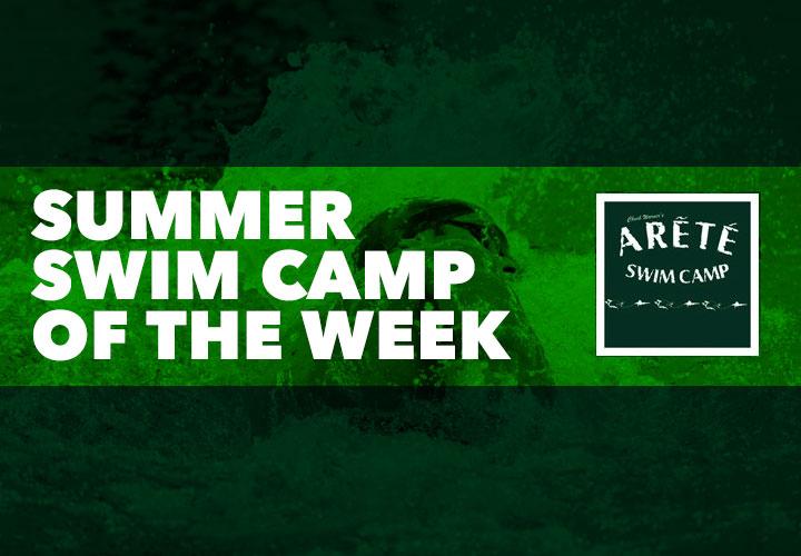 Arete Swim Camp