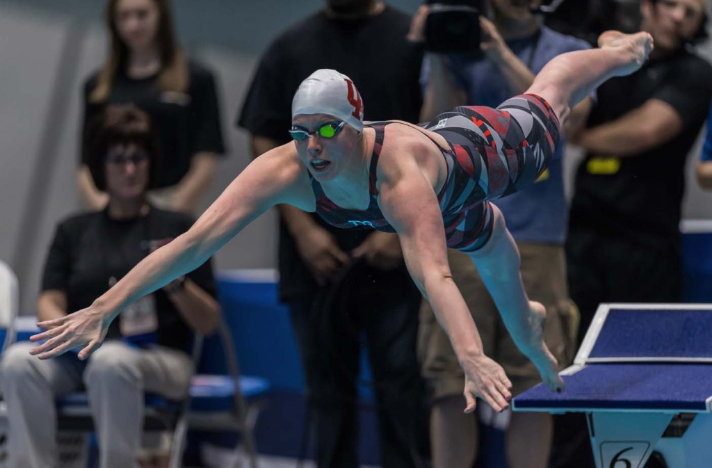 lilly king, women's ncaa championships