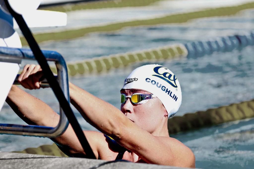 natalie coughlin, 2018 women's ncaa championships