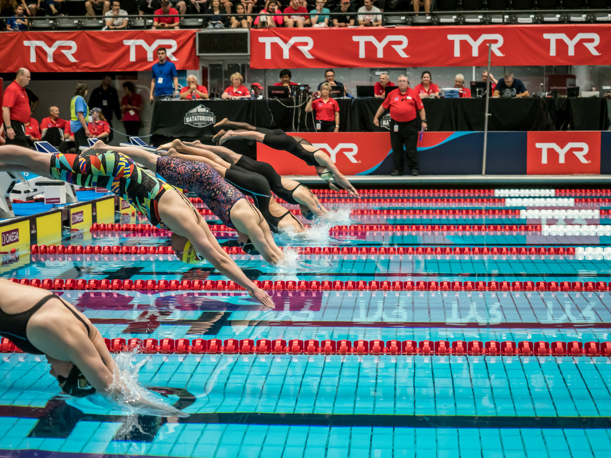 USA Swimming Releases Schedule For 2020 TYR Pro Swim Series