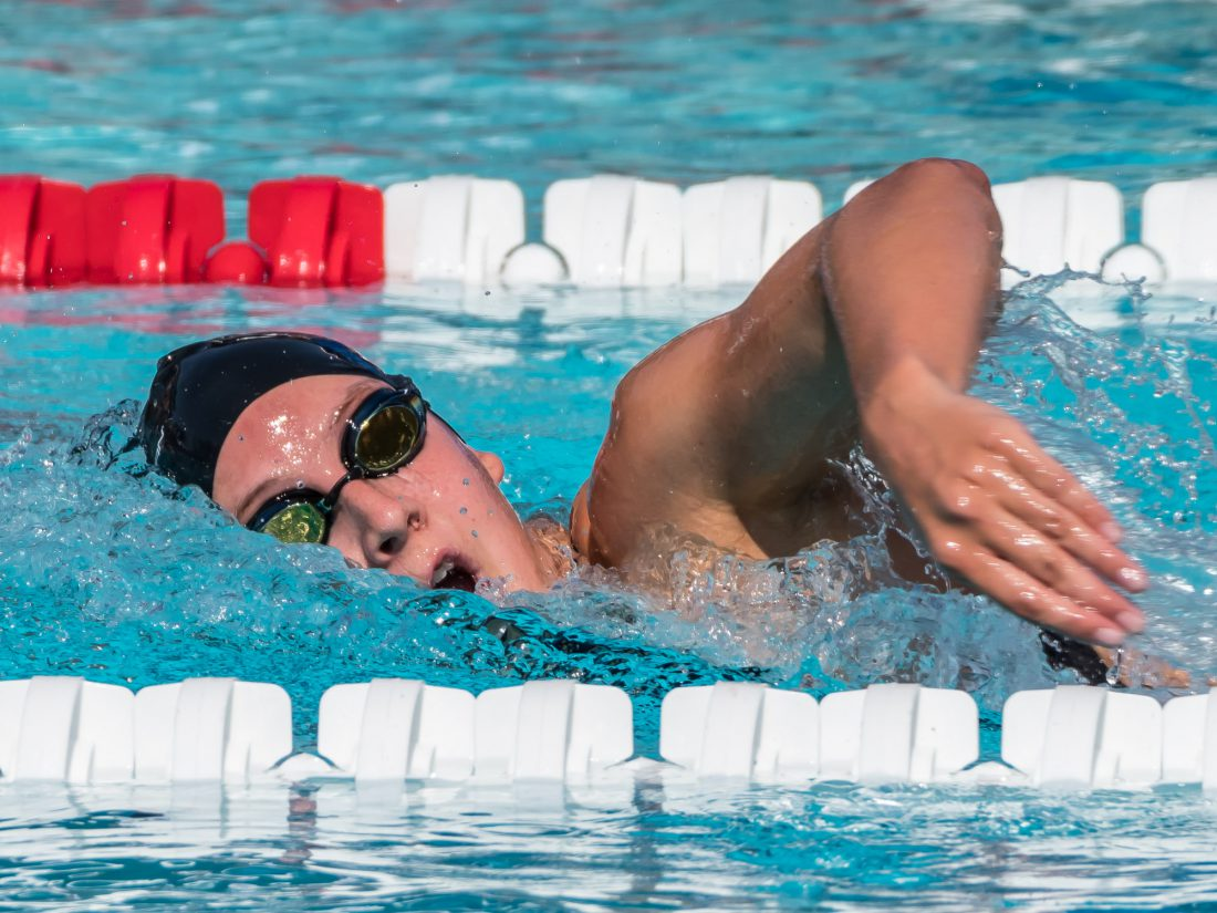 Brooke Forde Paces 500 Free, Cal Looking Strong at Pac-12 Conference Champs
