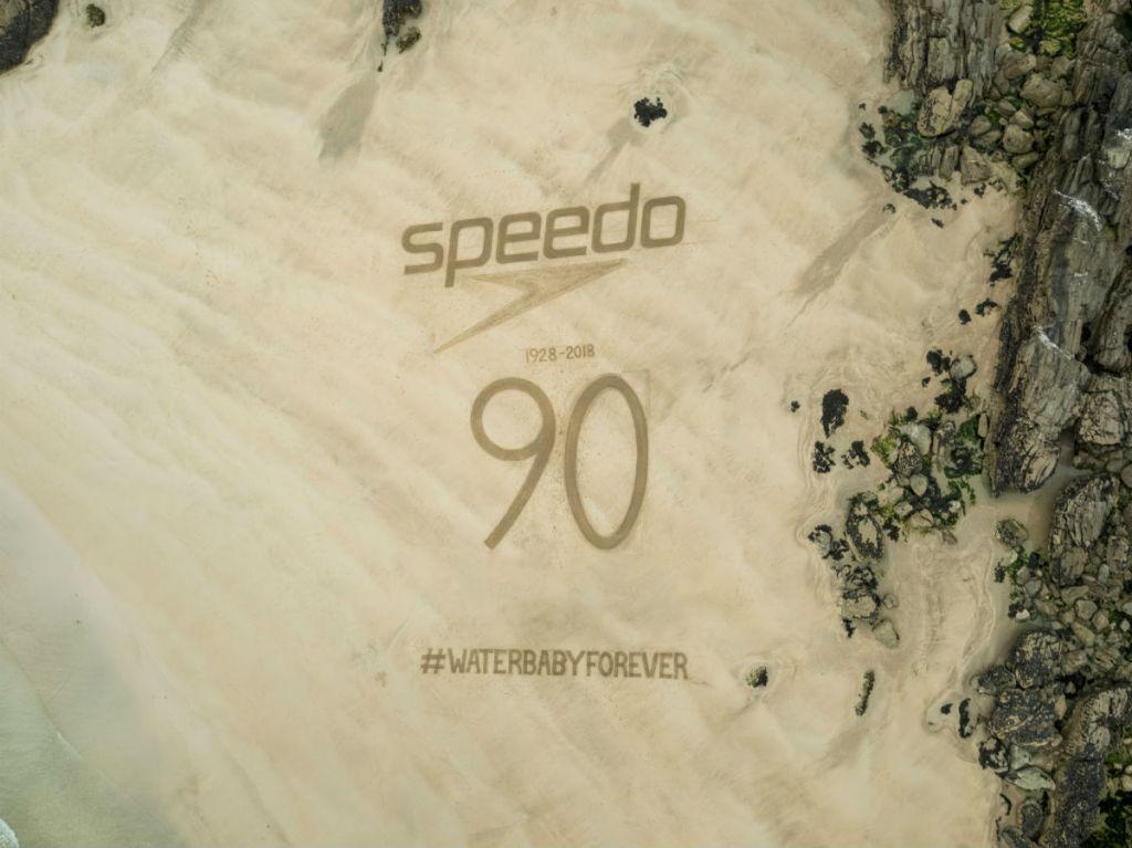 speedo-90th-anniversary-sand-art