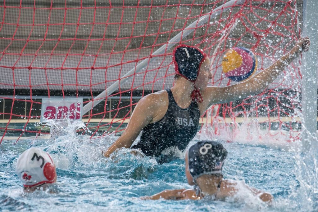 1fb5a0adb2 Canada Crushes U.S. Girls; Moves on to Sunday's UANA Final Against Brazil