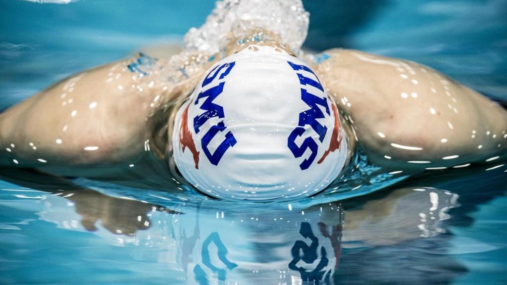 SMU-Men-Swim-Team