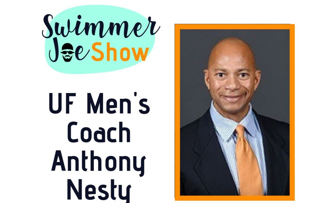 Anthony Nesty SwimmerJoe Show (1)