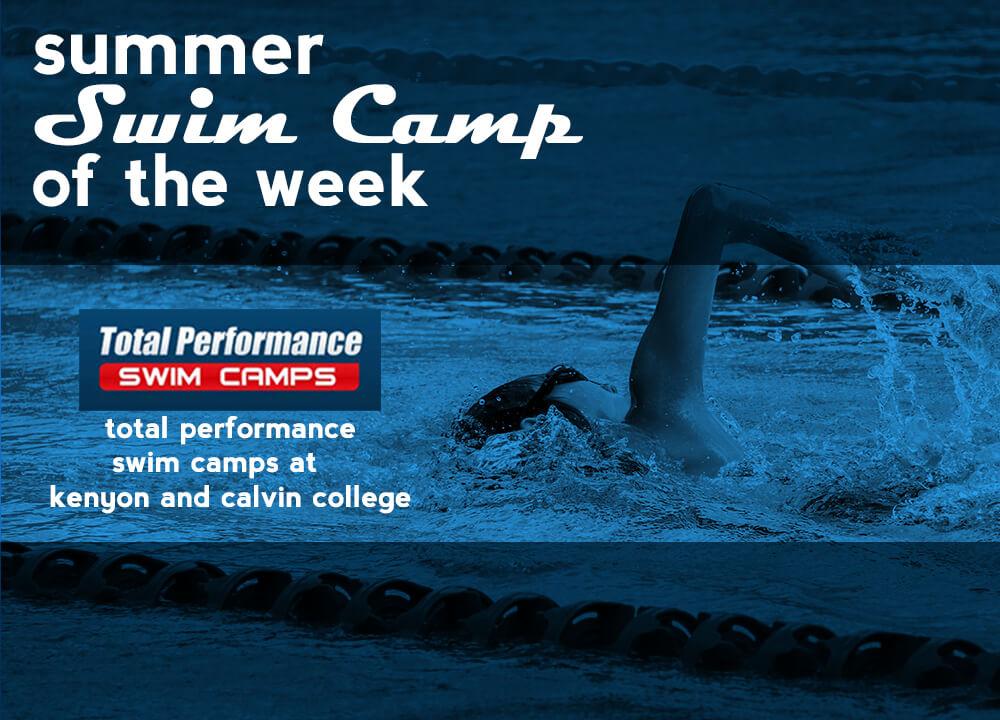 Total Performance Swim Camp