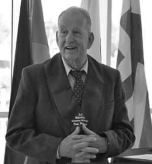 Dale Petranech Specialty Award recipient