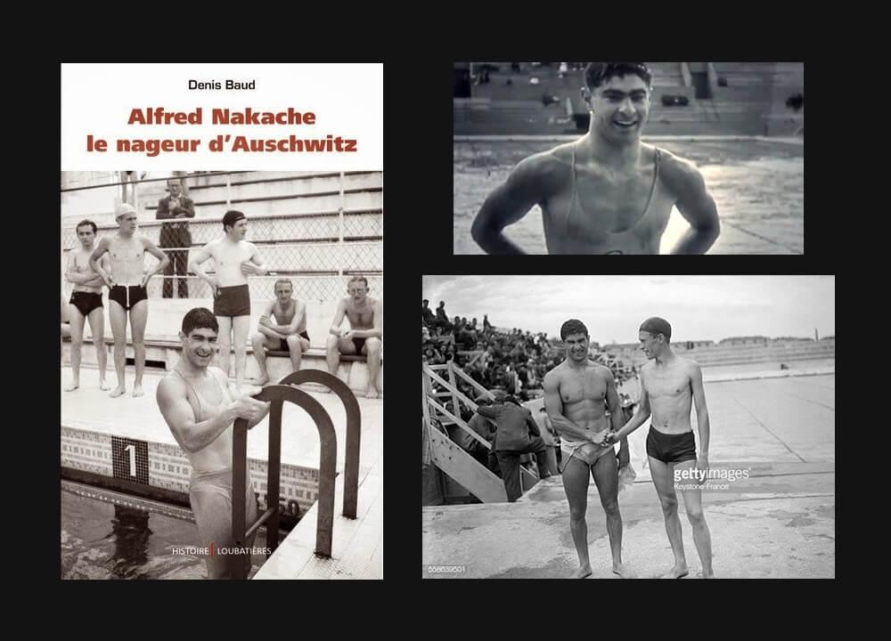 Alfred Nakache 2019 ISHOF Honoree