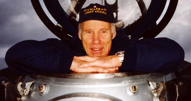 Joe MacInnis Titanic ISHOF Honoree