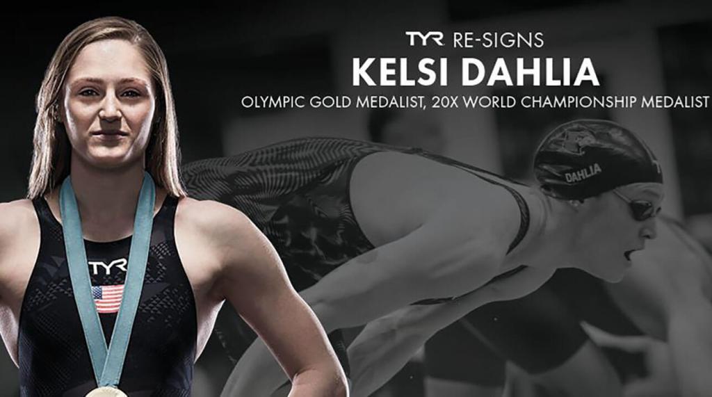 Kelsi Dahlia TYR Sport