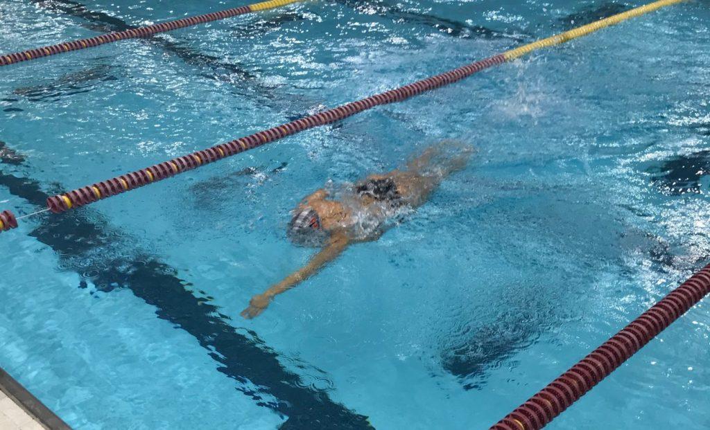 MW swimmer