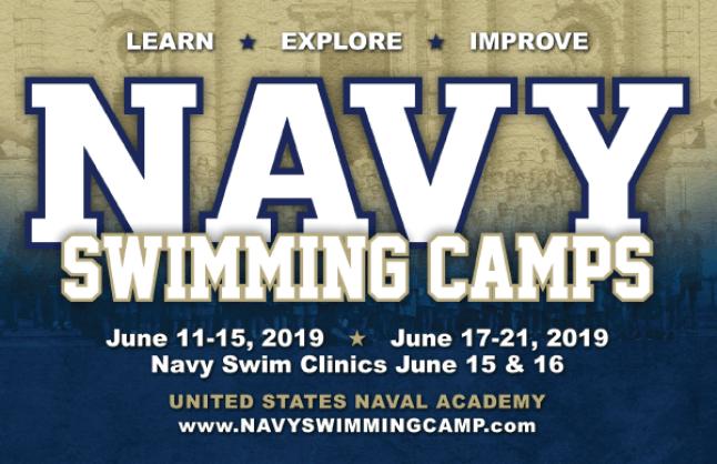 2019 Navy Swim Camp