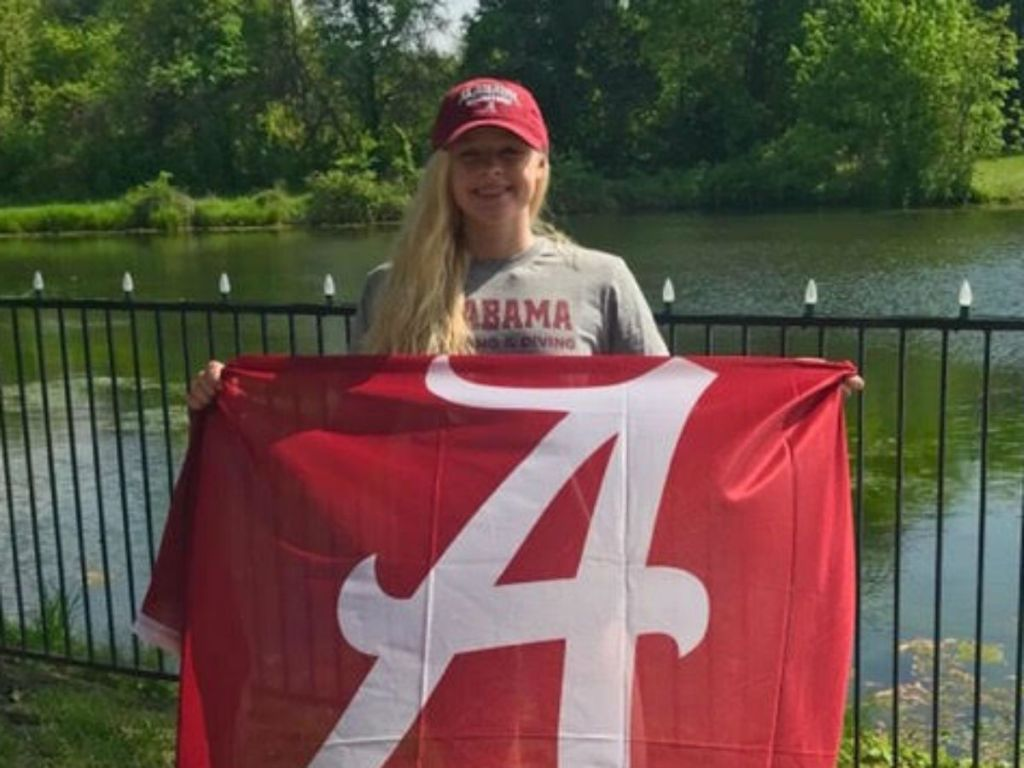 Maddie Mechling Alabama