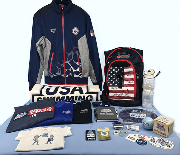 USA Swimming gear
