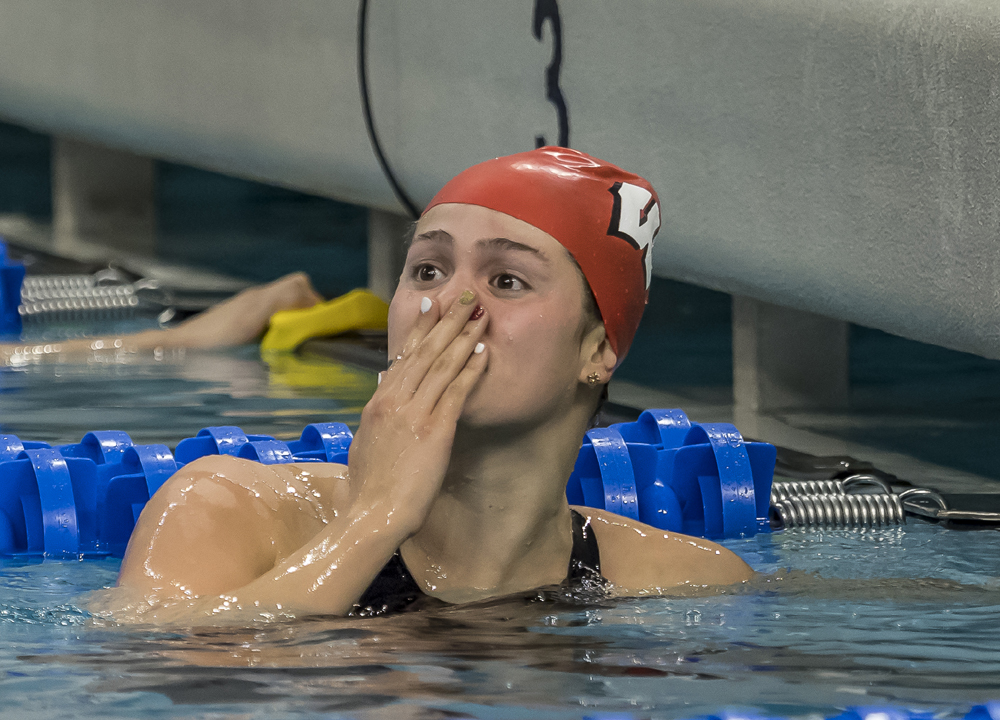 beata nelson 2019 NCAA Division I Womens Swimming and Diving Championship Austin Texas Swimming World