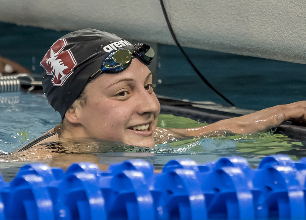 brooke forde 2019 d1 w NCAA Division I Womens Swimming and Diving Championship Austin Texas Swimming World