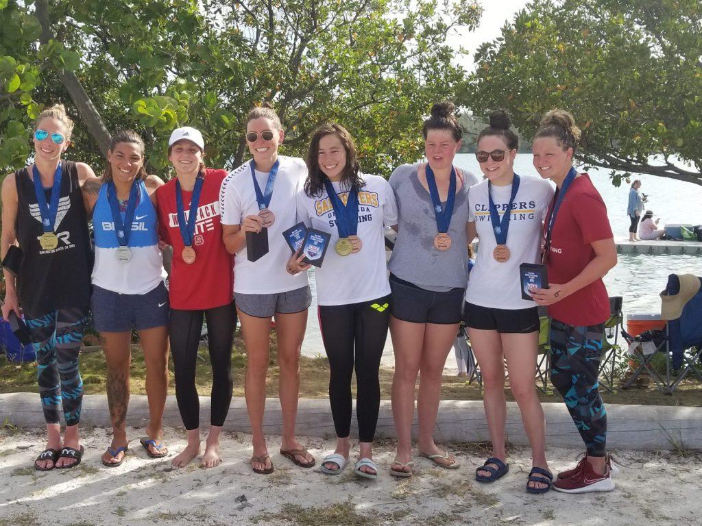 open-water-nationals-5K-women-top-eight