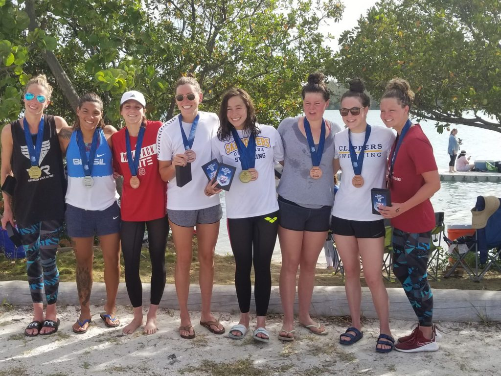 open-water-nationals-5K-women-top-eight