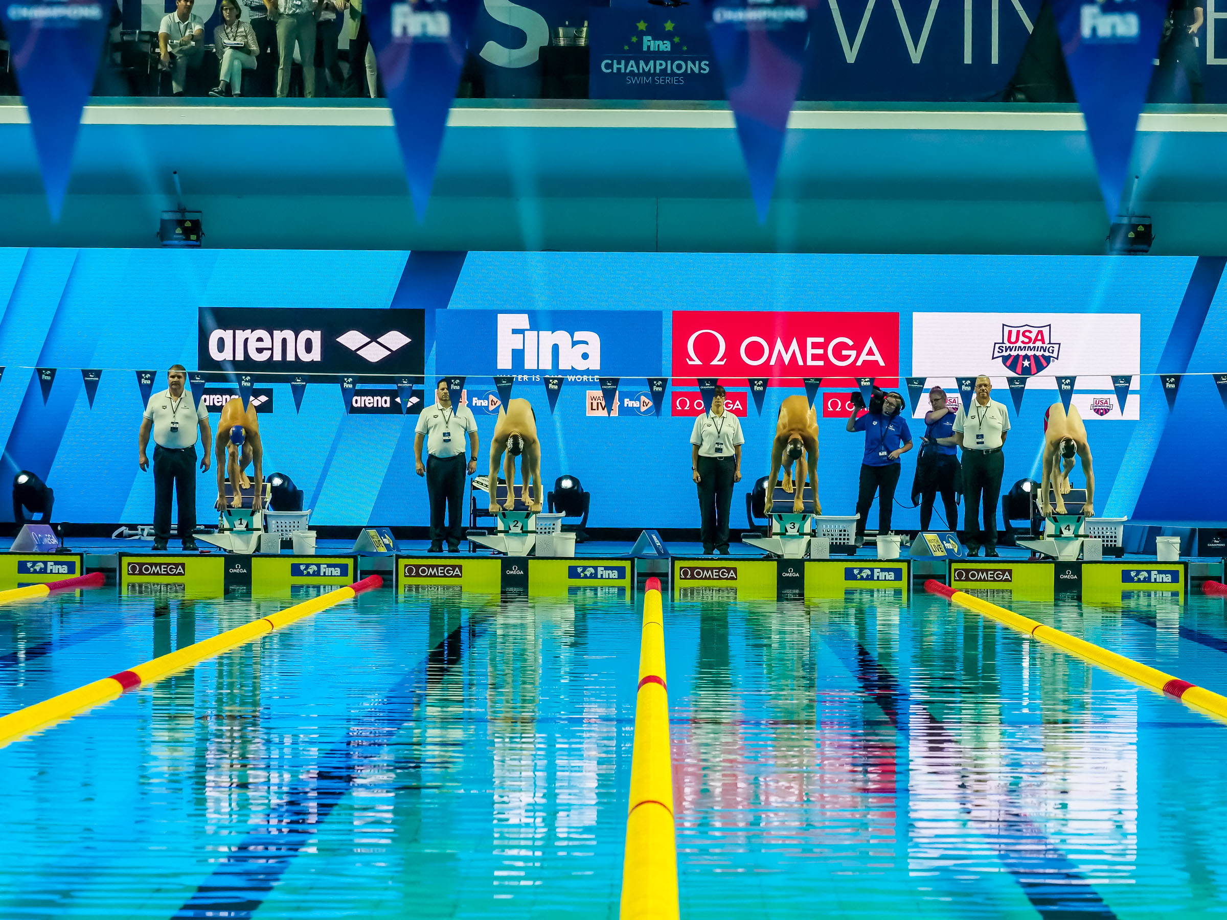 2020 FINA Champions Swim Series to Take Place in Shenzhen & Beijing, China