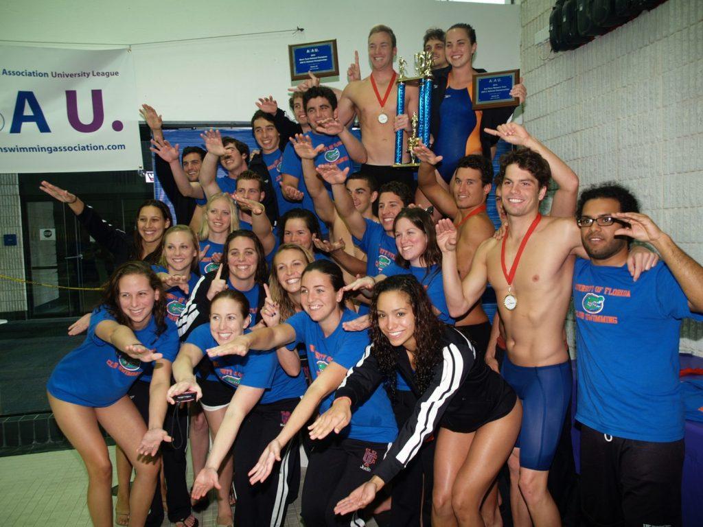 College Club Swimming
