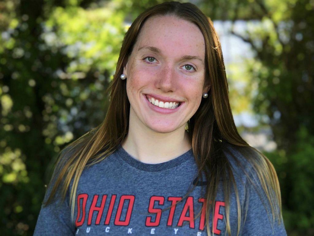 Kyra Sommerstad Ohio State