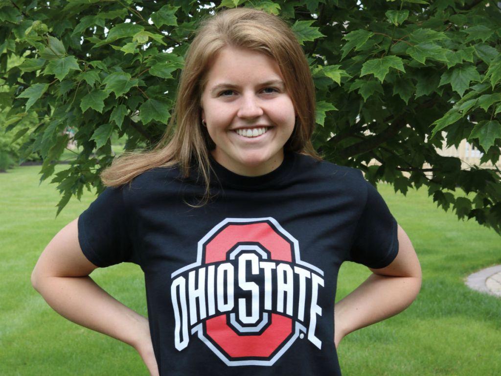 Maya Geringer Ohio State