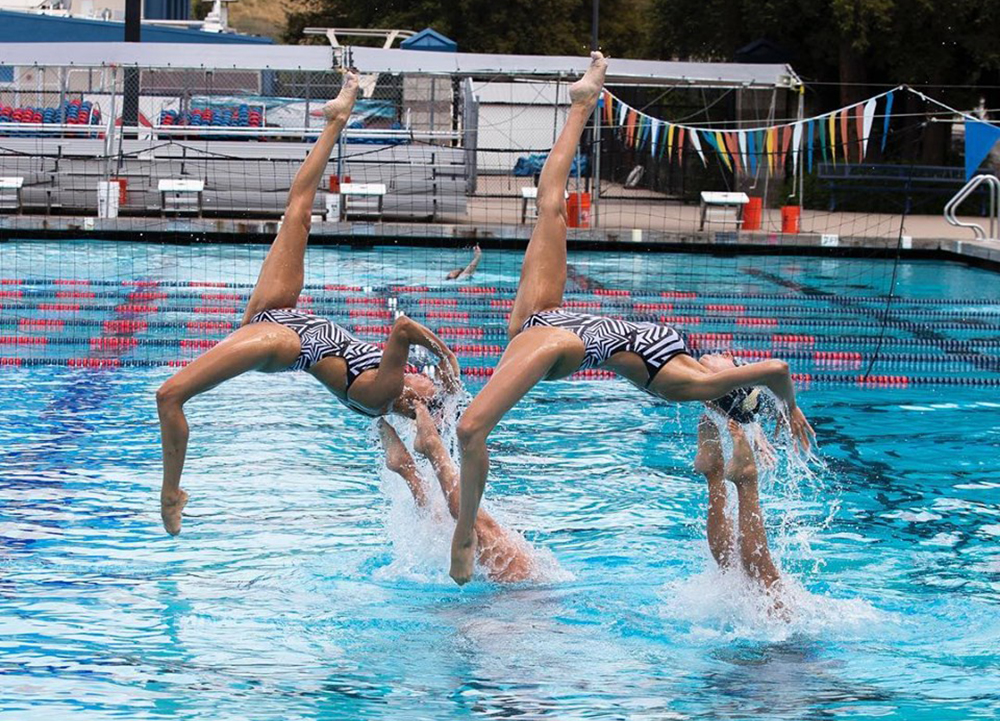 USA Synchronized Swimming Concussion Education