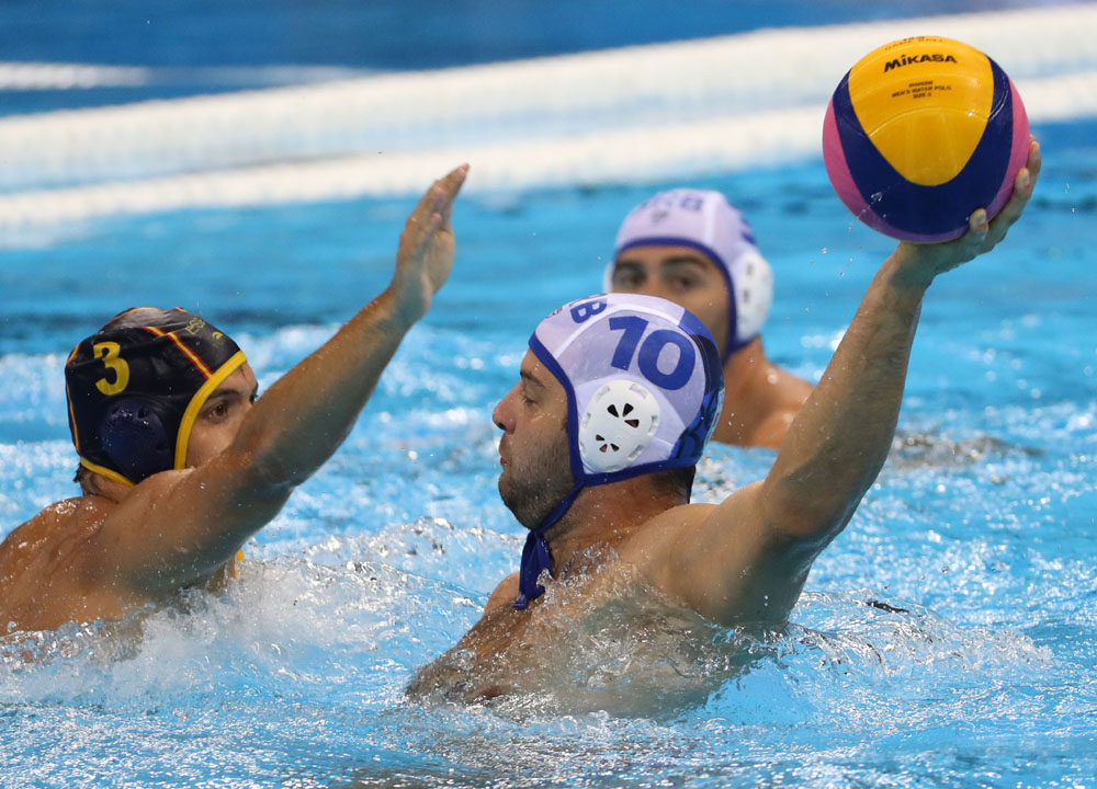 filip filipovic water polo swimming world