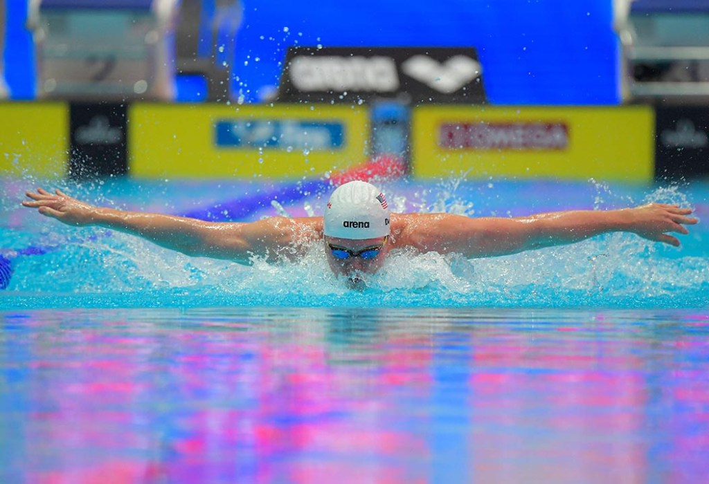 Foto Gian Mattia D'Alberto - LaPresse 23-07-2019 Gwangju - Korea sport nuoto 18mi Campionati del mondo FINA Gwangju 2019 nella foto: Filippo Megli ITA Ph Gian Mattia D'Alberto - LaPresse 2019-07-23 Gwangju - Korea Sport swimming 18th FINA World Championships Gwangju in the photo: Filippo Megli ITA