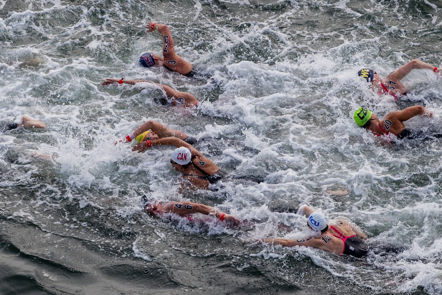 Canada Open Water Team Pulls Out of World Beach Games