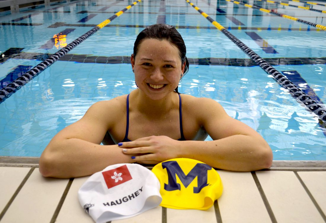 SIobhan Haughey Building Legacy as Hong Kong-s Greatest Swimmer
