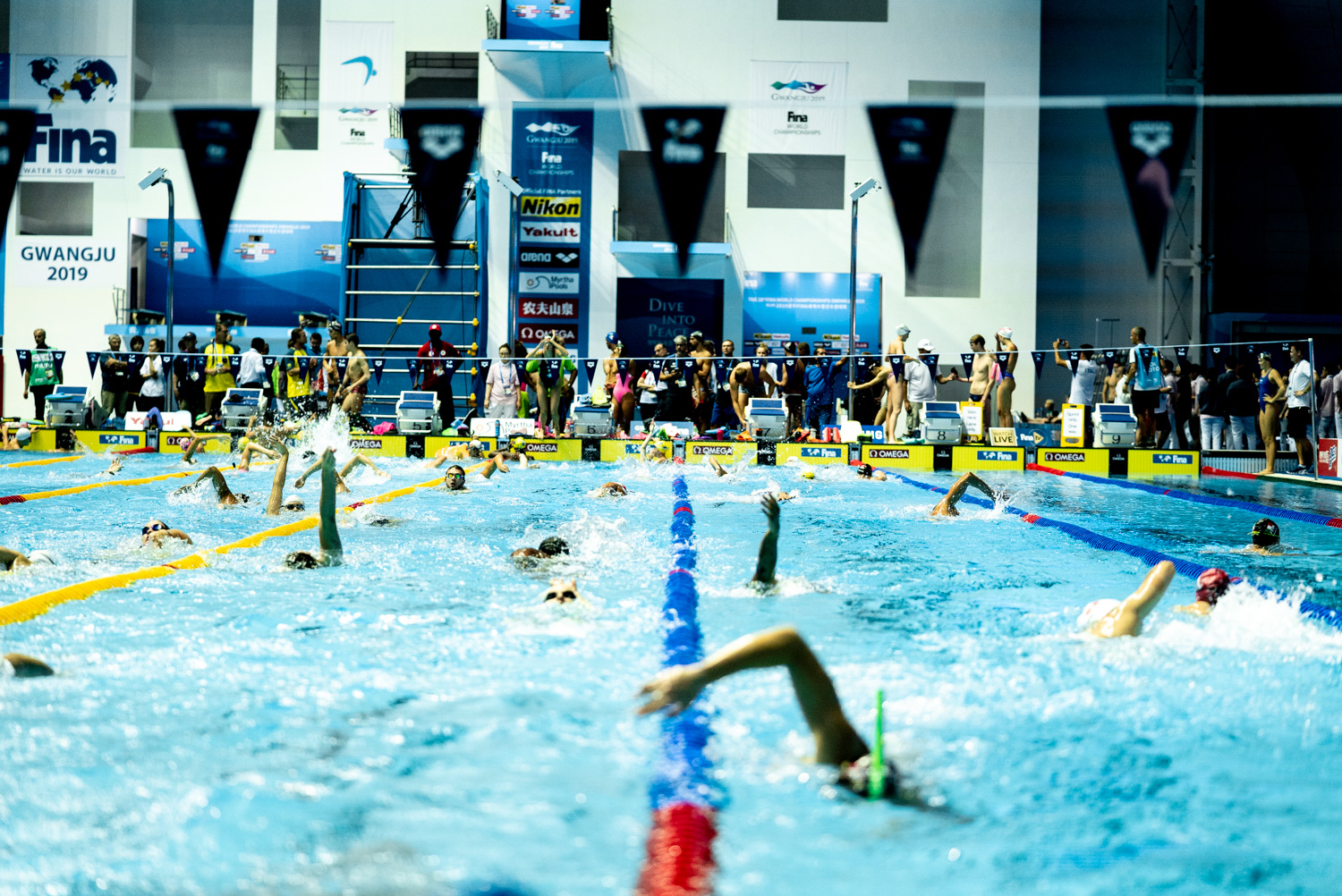 Swimming Australia Aims For Strong First Night at the 2019 FINA World Championships