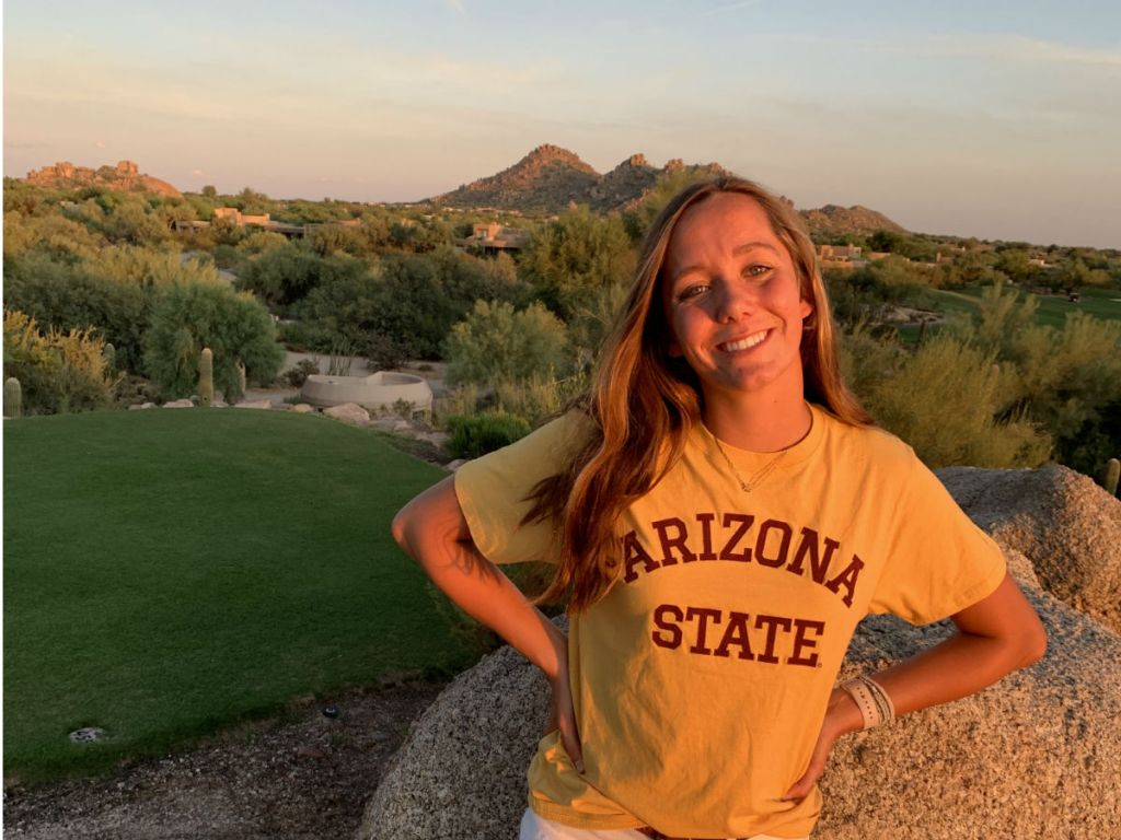 Elli Straume Arizona State