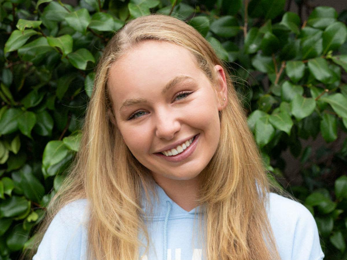 Alpha Aquatics' Georgia Young Sends 2020 Verbal to Columbia University