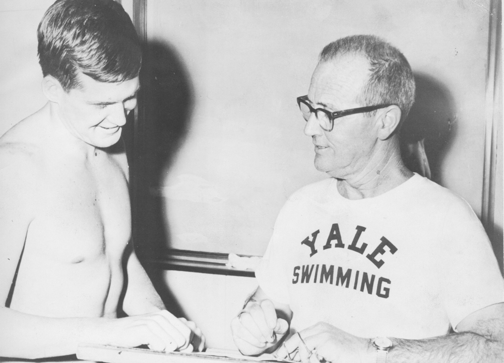 Lessons with the Legends: Yale Coach Phil Moriarty