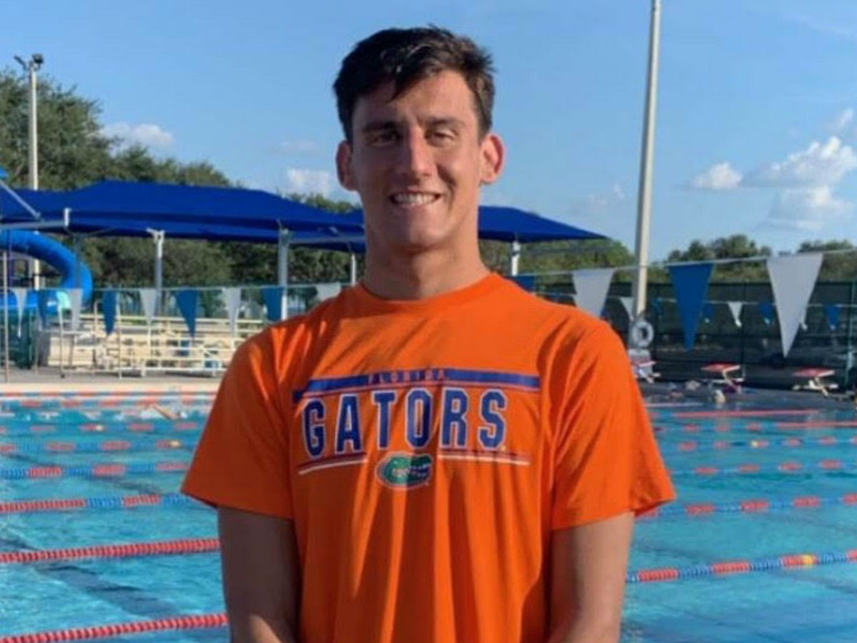 Florida 1A 500 Free State Champion Caleb Kravitz Will Stay In State, Sends Verbal to Gators