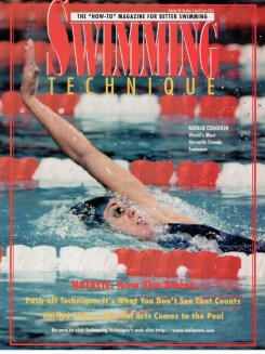 ST200303 Swimming Technique April - June 2003 Cover
