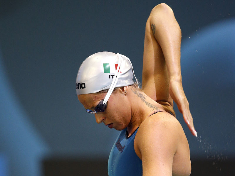 Federica Pellegrini Proud That All Roads Lead To Home For Swimming League's European Debut