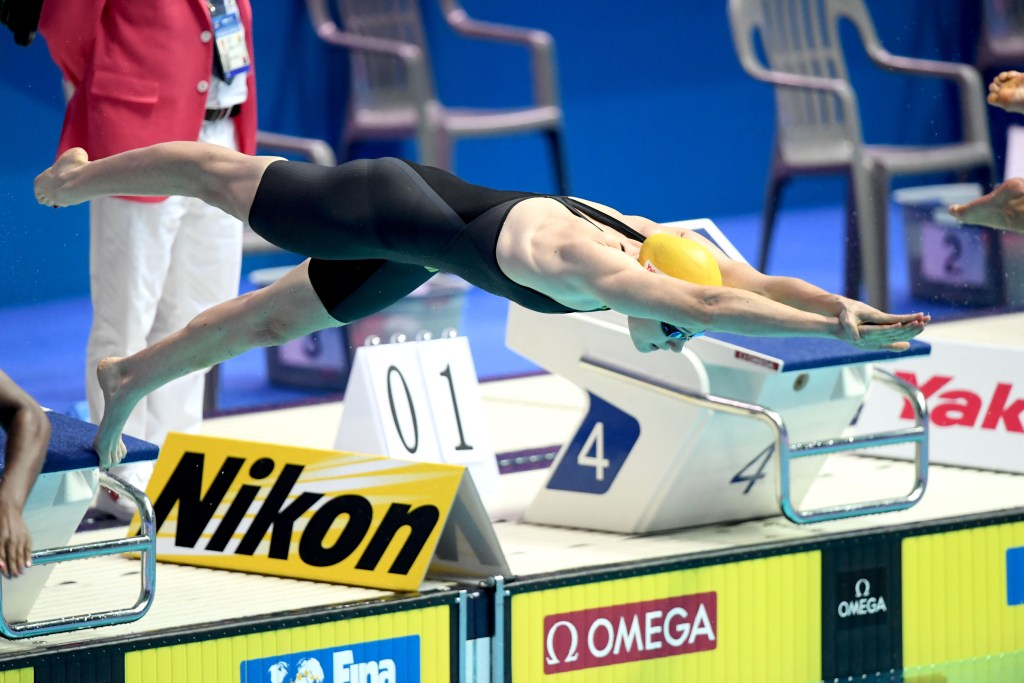 Cate Campbell AUS, 50m Freestyle Final, 18th FINA World Swimming Championships 2019, 28 July 2019, Gwangju South Korea. Pic by Delly Carr/Swimming Australia. Pic credit requested and mandatory for free editorial usage. THANK YOU.