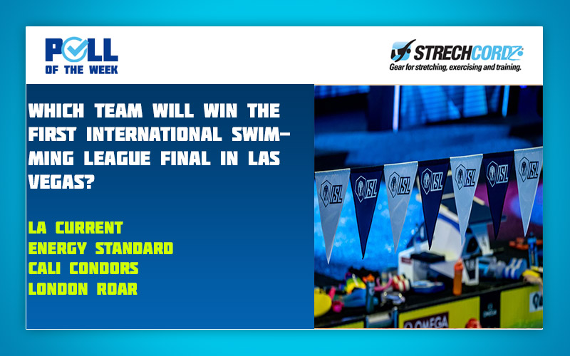 Swim Poll of the Week: Which Team Will Win the ISL Final in Las Vegas?
