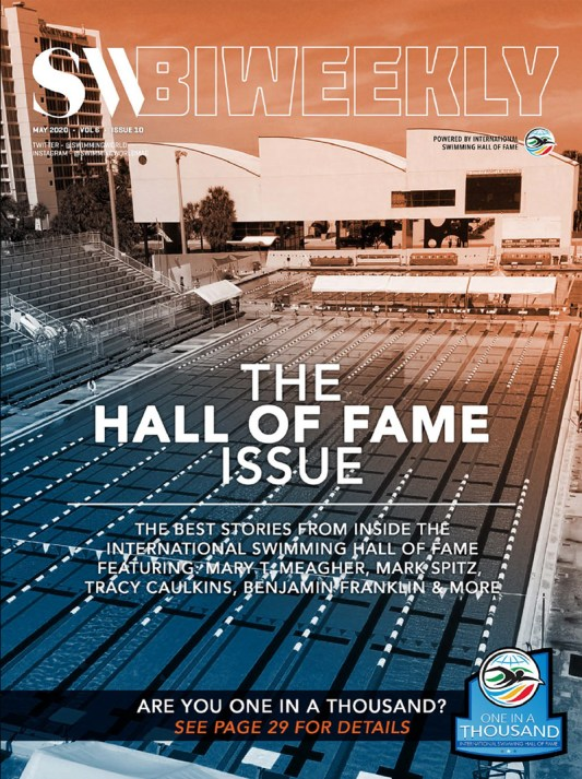 SW Biweekly 5-21-20 Cover The Hall of Fame Issue 800x1070