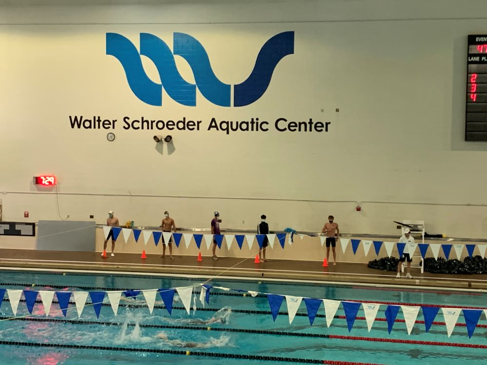 Schroeder Aquatic Center