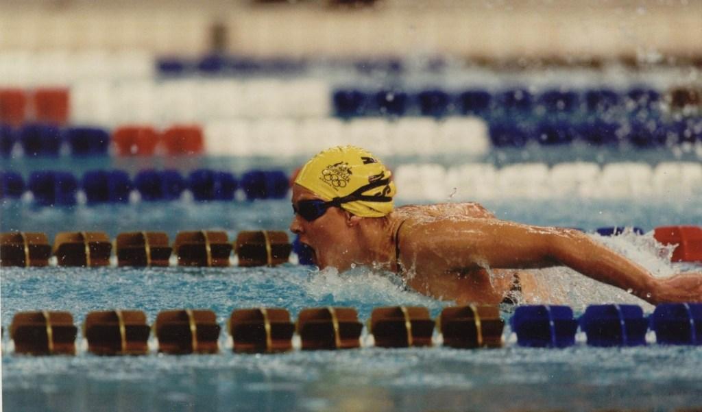 Susie O'Neill (AUS) 1996 Olympics by Tim Morse (1)