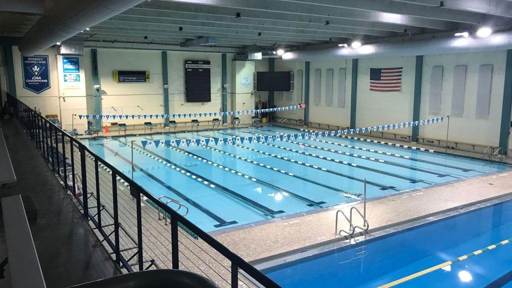 unc wilmington uncw pool