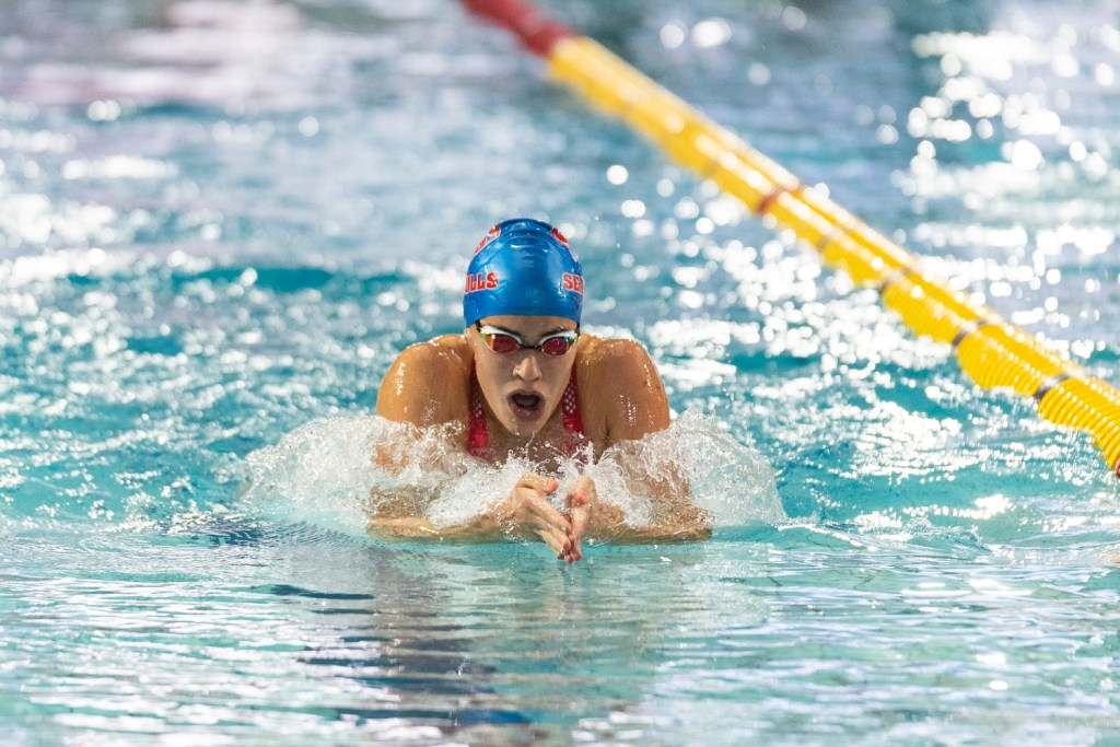 rebecca-meder-SA Short course swimming championships - Image: BOOGS Photography / Andrew Mc Fadden
